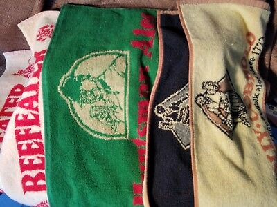 Beefeater, Tolly, Huntsman Bar Towels lot