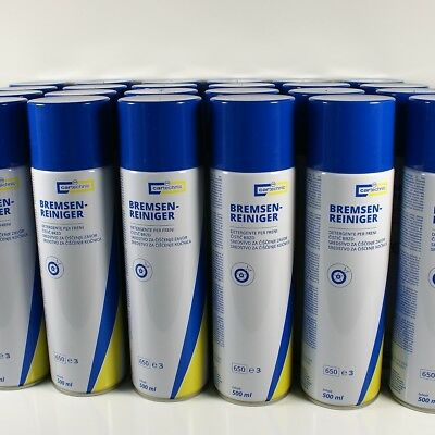 12x 500ml. Bremsenreiniger Cartechnic, Brake Cleaner