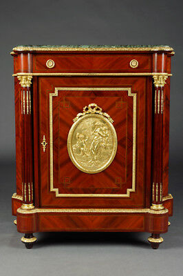 Royal Meuble de Appui Cabinet Dresser in the Louis XV Style