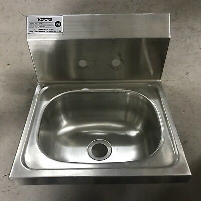 Krowne Stainless Steel Sink (HS-2)
