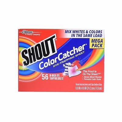 SHOUT COLOR Catcher Dye Trapping Sheet, 24 Count (Pack of 12 ...