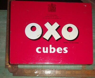 Antique Counter top sales box for oxo.