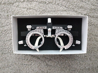 Ophthalmic Trial Frame in Metal. New in box