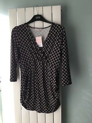 5 Maternity Tops BNWT size 12 Next, Mothercare, Dorothy Perkins
