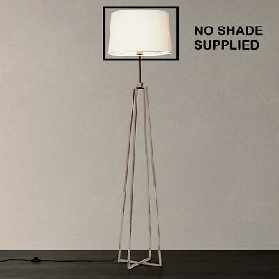 John lewis lockhart floor lamp base only 9500 picclick uk john lewis lockhart floor lamp base only no shade copper rrp 195 mozeypictures Gallery