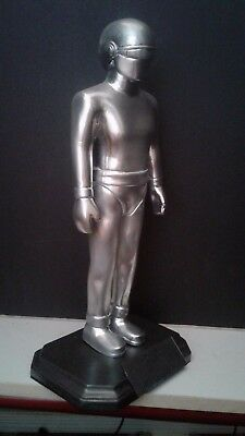 "The Day the Earth Stood Still movie GORT ROBOT 16"" figure painted base nameplate"
