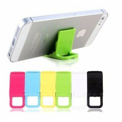 2  X Universal Mobile Phone Holders Mini Desk Station Stand Phone UK SELLER