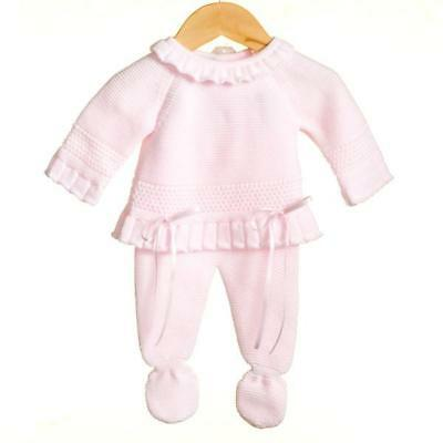 Girls Zipzap Spanish Designer Pink 2Pc Outfit With Bow Detail