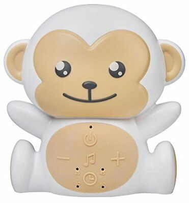 Project Nursery Sound Machine Monkey Night Lights Décor Baby