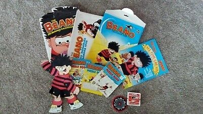 Beano Wall Calendar and puzzle books