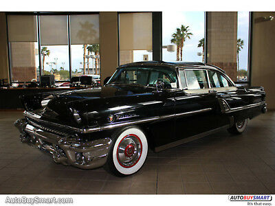 1955 Mercury Montclair 8 Cyl 1955 Black 8 Cyl!