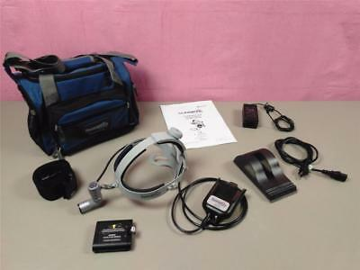 Sunoptics RCS SSL-8000 Portable Battery Operated LED Surgical Headlight System