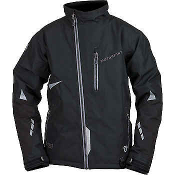 MOTORFIST Redline Jacket Black Model #: 20841-10 - 50% OFF!