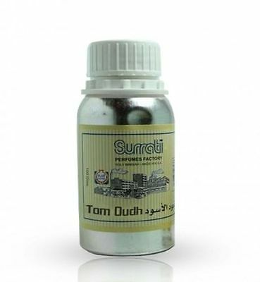 New Sealed Tom Oudh Concentrated Perfume Oil Attar by Surrati perfumes 100 grams