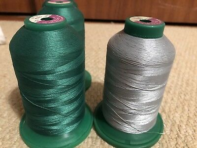 Isacord Embroidery Thread 600 Picclick Uk