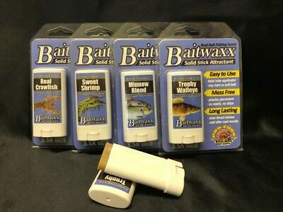 <New Product> Pro-Cure Bait Waxx  0.55oz. - You Choose your favorite two scents!