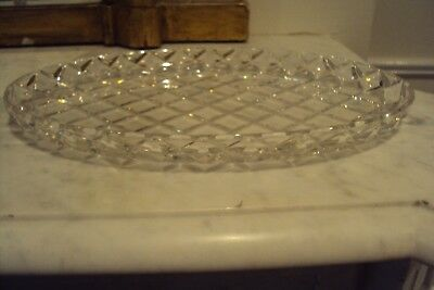 Crystal Dressing Table Tray