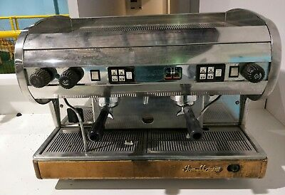 San  Marino 2 Group commercial espresso coffee machine