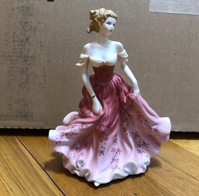 Royal Doulton Figurine Stephanie. Pretty Ladies. Figurine of the year. 2007