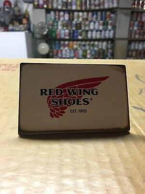 Red Wing Shoes Display