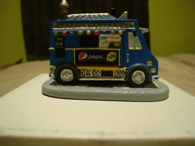 toy knick knack WOW PEPSI FOOD TRUCK  new  never  set out  its a 2016