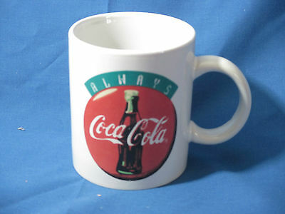 "Coca Cola Coffee Mug - "" Always Coca Cola """