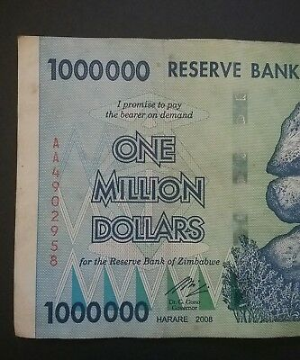 A real million dollar note !