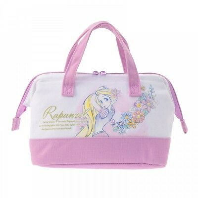 New Disney Store Japan Lunch Bag Rapunzel Water Color From Japan