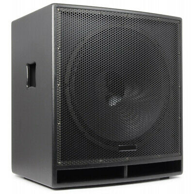 "Professional quality Vexus Audio 18"" Subwoofer - 1200 watts total power - Aus..."