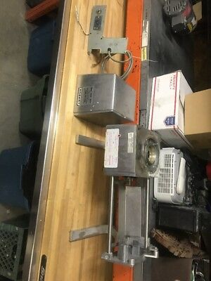 Used Hobart 403 Base From Tenderizer Base And Controls Parts  Only