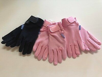 XXSmall Childs Riding Gloves x 3