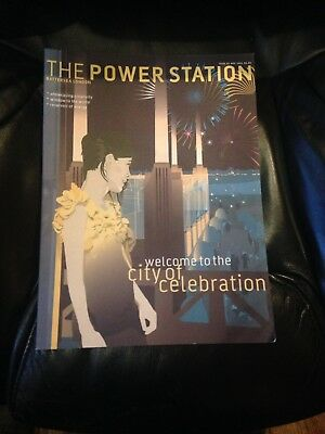 Rare Architectural Magazine The Power Station Battersea issue 1 architect London
