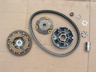 Aprilia Sr Mt 125 Belt Drive + Belt Good Condition