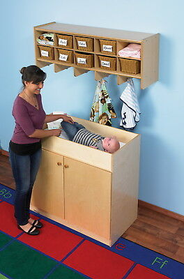 Childcraft Changing Table, 40 W x 20 D x 36 H in