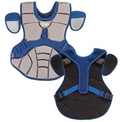 (Grey Blue) - TAG Pro Series Womens / Teen Body Protector (TBP 702). Best Price