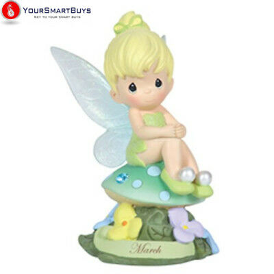Precious Moments, Disney Showcase Collection, March Fairy As Tinker Bell,...
