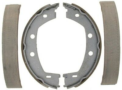 Parking Brake Shoe-Bonded Rear ACDELCO PRO DURASTOP fits 08-13 Land Rover LR2