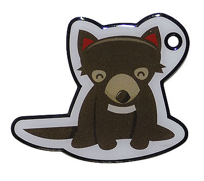 Tank the GeoTrack Tasmanian Devil - Trackable for Geocaching