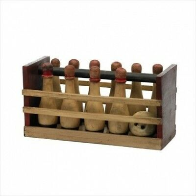 Deco Home Bowling Set. Vintage Chic Home. Free Shipping