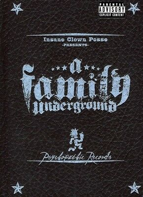 Insane Clown Posse: A Family Underground (DVD Used Like New) Explicit Version