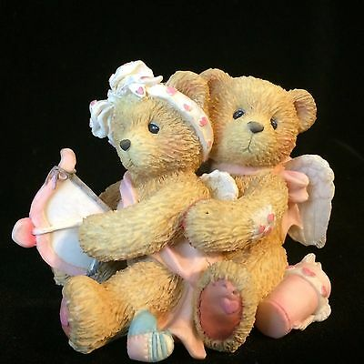 Cherished Teddies Aiming For Your Heart #103594