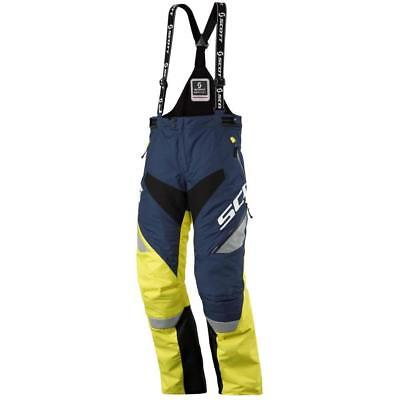 SCOTT Comp Pro Pant in Blue/Yellow Model #: 623-7004 - 50% OFF!