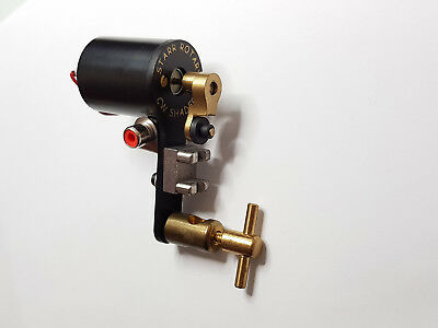 starr rotary tattoo machine collection collector old school dermographe rotatif