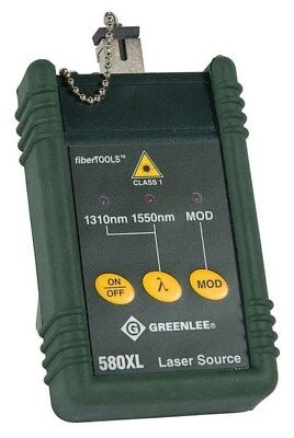 LASER SOURCE (1310/1550nm) (580XL-SC) 580XL-SC by Greenlee