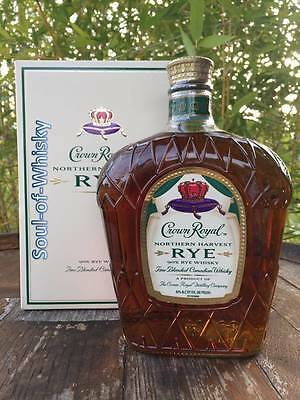 Crown Royal Northern Harvest (Jim Murrays Nr.1) 1 L mit 45% Canadian Whisky