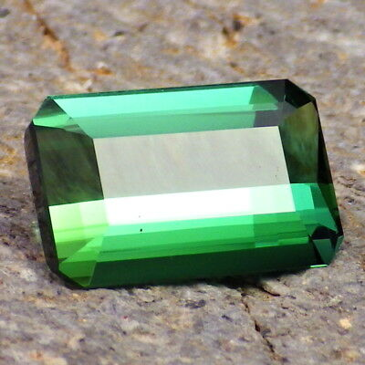 UNHEATED TOURMALINE-BRAZIL 5.10Ct FLAWLESS-INCREDIBLE COLOR-TOP INVESTMENT GRADE