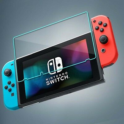 Nintendo Switch Screen Protector Tempered Glass Premium Protective Ultra Cover