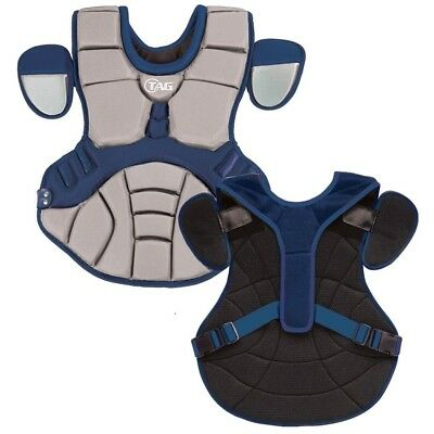 (Grey Navy) - TAG Pro Series Womens / Teen Body Protector (TBP 702). Best Price