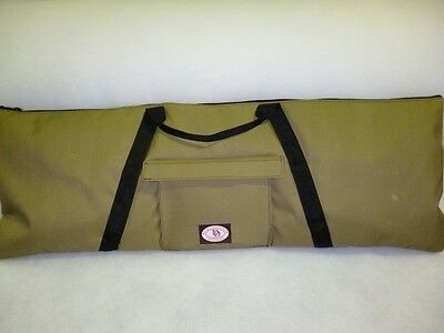 Metal detecting denier padded carry bag(suit minelab)metal detector gold hunting