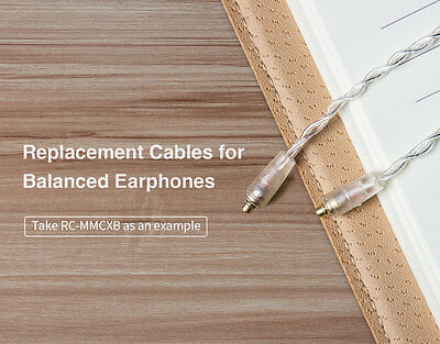 Fiio RC-MMCXB Replacement Cable for Balanced Earphones OR  Fiio RC-MMCX1s